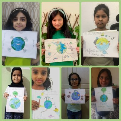 EARTH DAY-2021 (GRADE 2) (2)