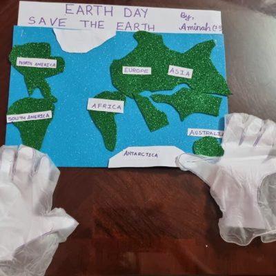 EARTH DAY - GRADE 1 (7)