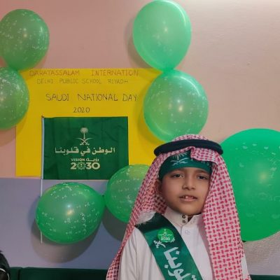 HAPPY SAUDI NATIONAL DAY (GRADE 1) (2)