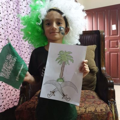 HAPPY SAUDI NATIONAL DAY (GRADE 1) (46)