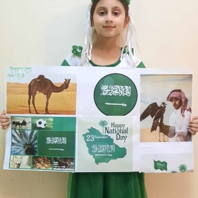 HAPPY SAUDI NATIONAL DAY (GRADE 1) (9)